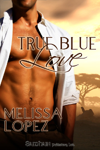 True Blue Love by Melissa Lopez